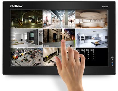 CFTV Digital residencial sem fio