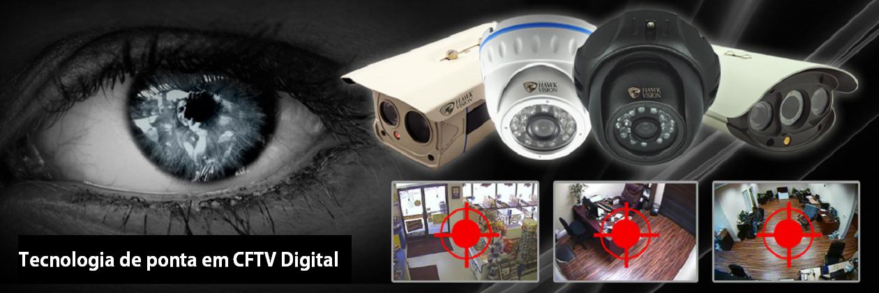 CFTV RJ > Câmeras de Segurança | Instalação e Contrato de Manutenção