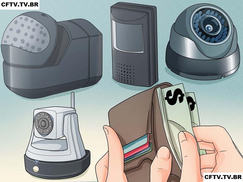 Dica do técnico  Comprar um Kit CFTV completo sai mais barato do que  comprar as câmeras individualmente fc71e06543