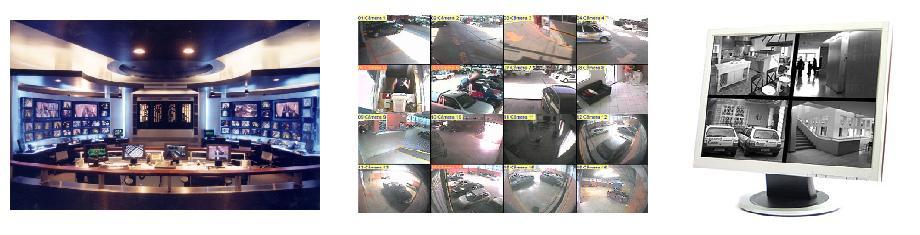 monitoramento de cameras